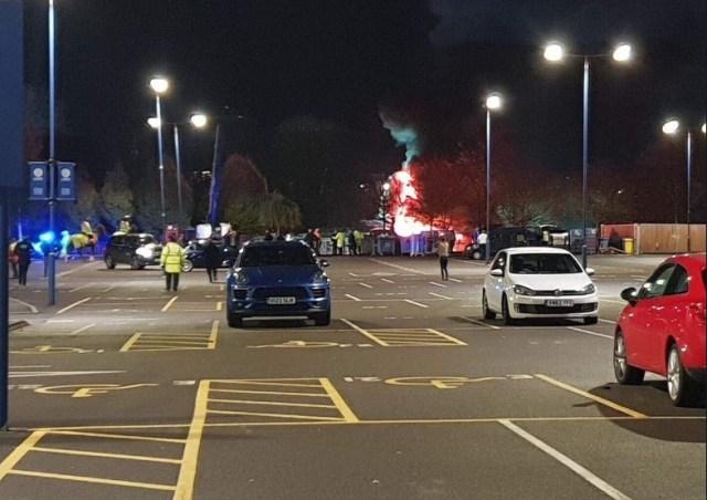 Muere el dueño del Leicester en un accidente de helicóptero