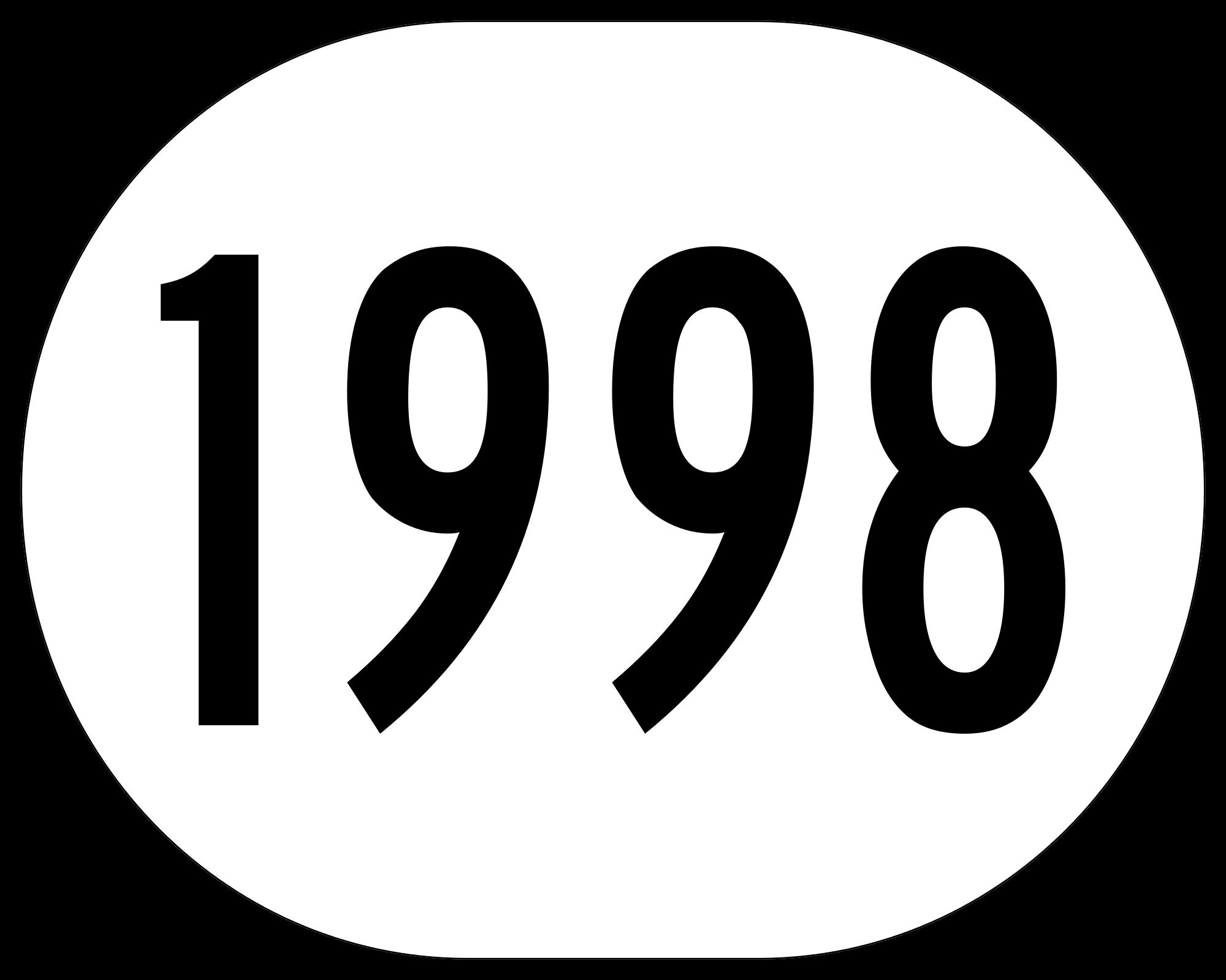 Diez cosas que sucedieron hace veinte años
