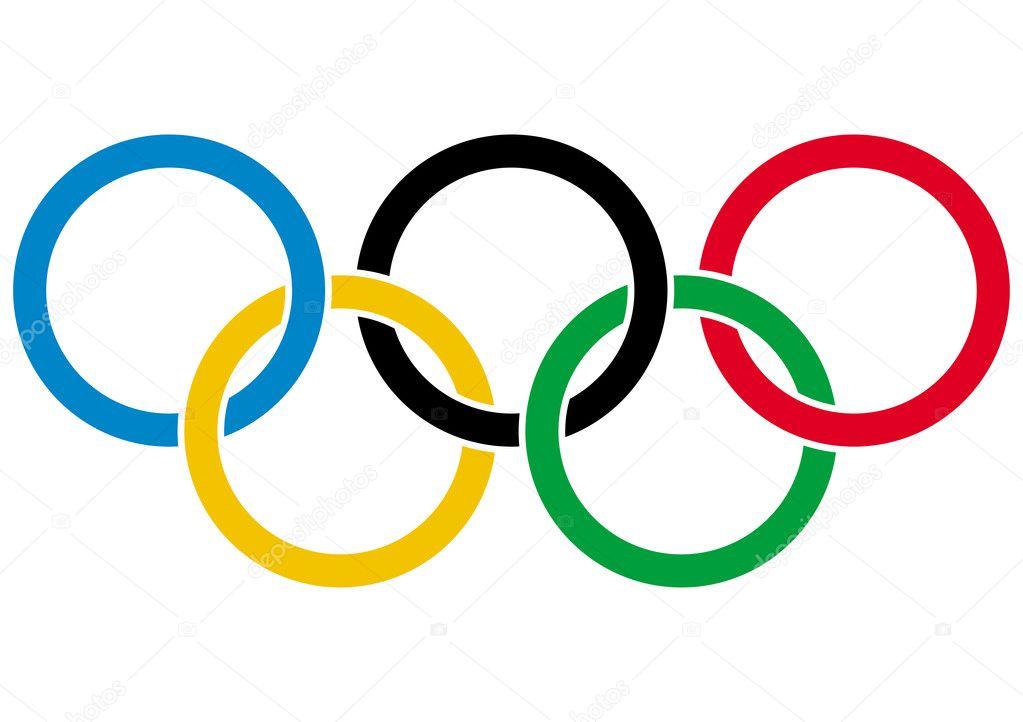 ¿Por qué los anillos del logotipo de los de los Juegos Olímpicos son de colores?