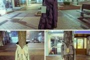 ¿Por qué en algunos países se cuelgan chaquetas en los árboles en invierno?