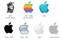 El origen y la evolución del logotipo de Apple. ¿Por qué una manzana mordida?