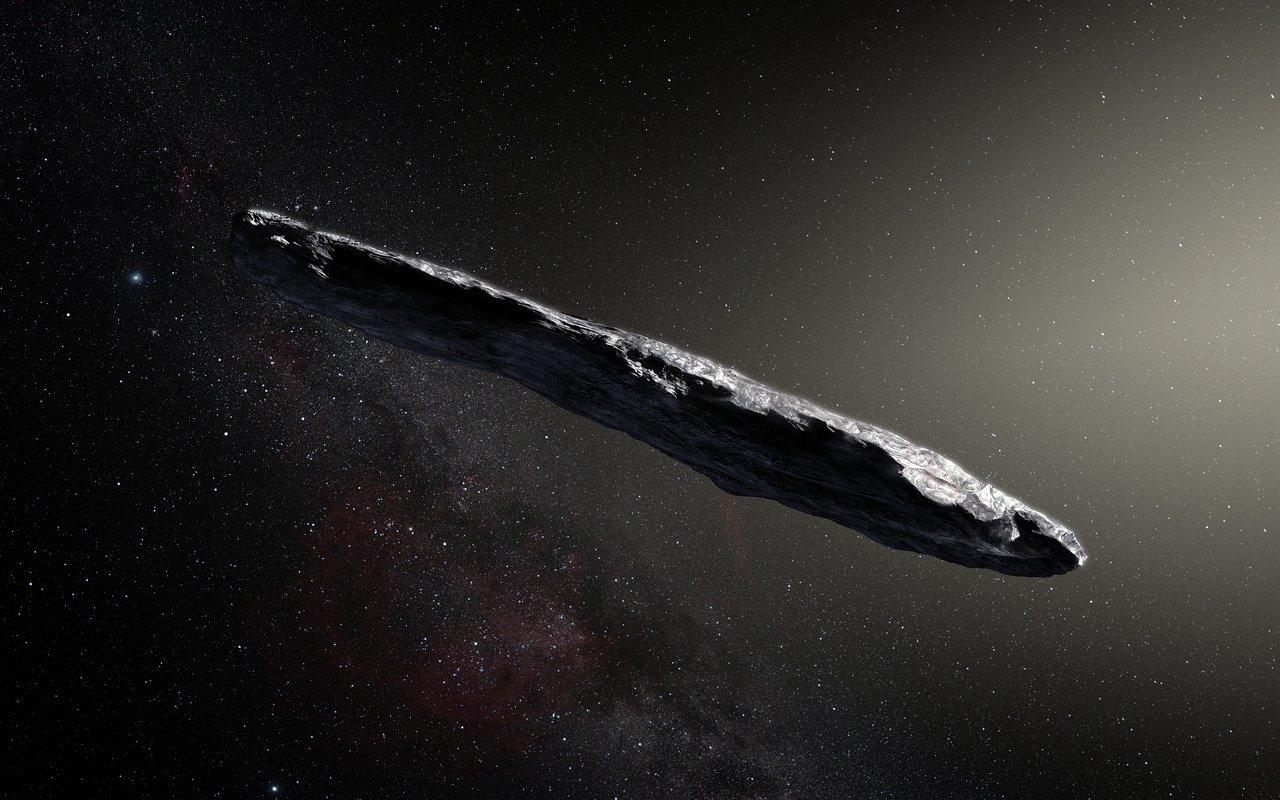 Varios expertos confirman que Oumuamua podría ser una nave extraterrestre que se dirige a la Tierra