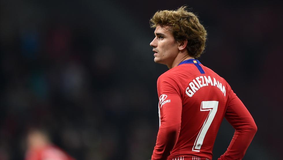 ¡Bombazo! El Atlético de Madrid se plantea el traspaso de Griezmann