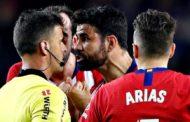 La durísima sanción a la que se expone Diego Costa por su expulsión en el Camp Nou