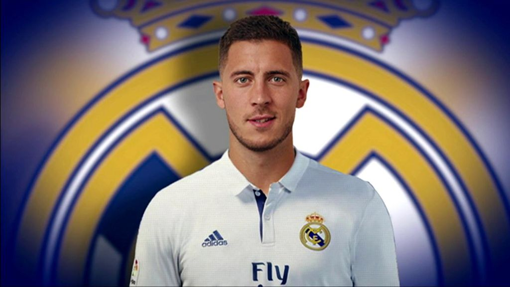 Fumata blanca: Hazard al Real Madrid por 100 'kilos'
