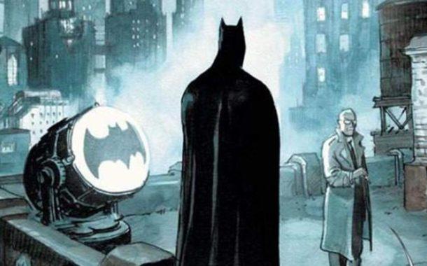 El origen de Batman